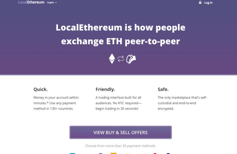 exchange bitcoin ethereum vente en ligne mode