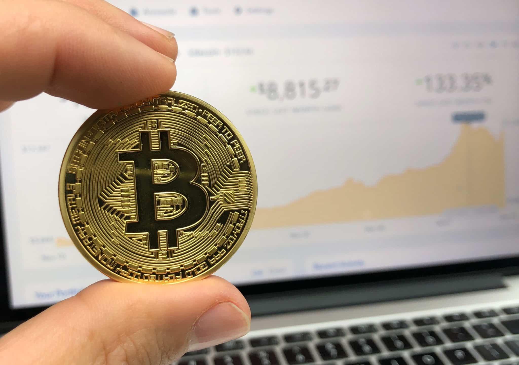 Bitcoin jeton