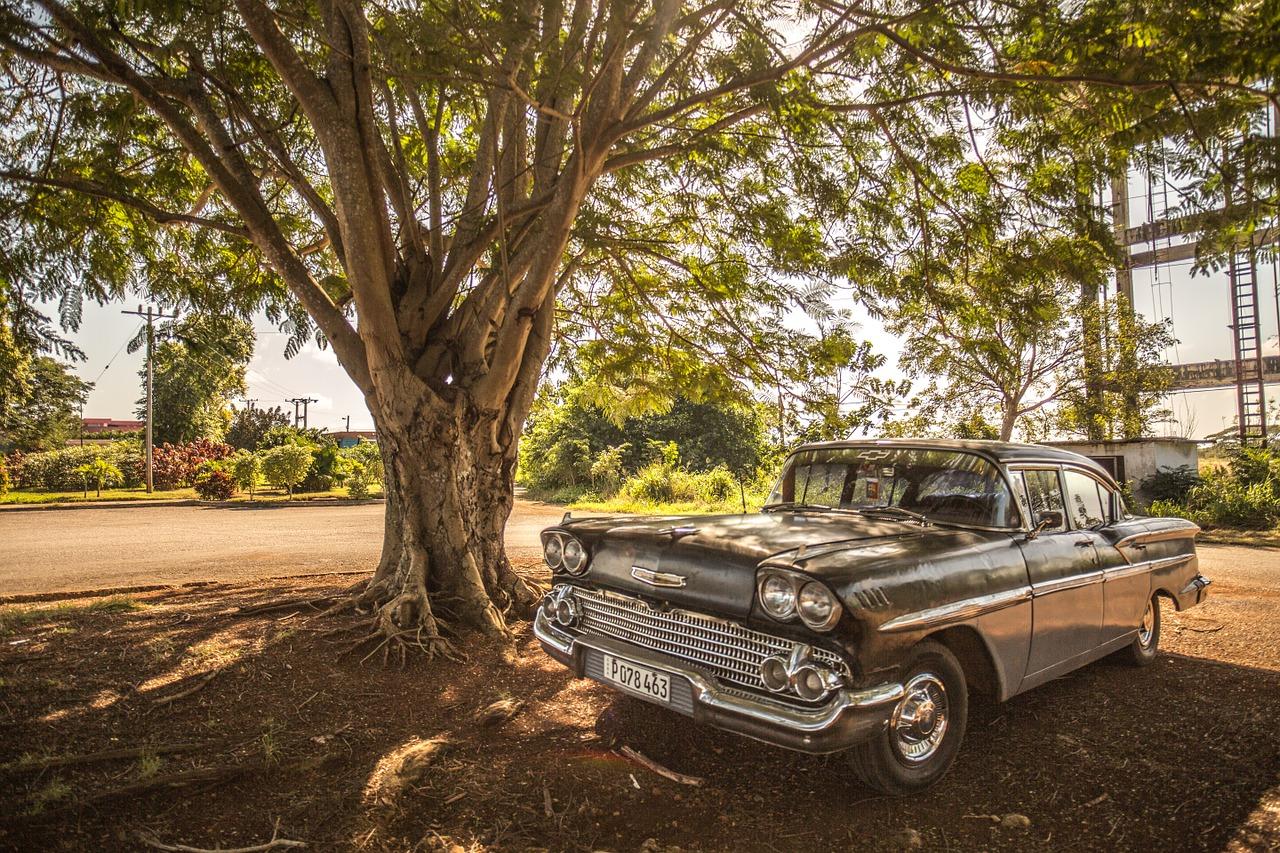 Old car blockchain