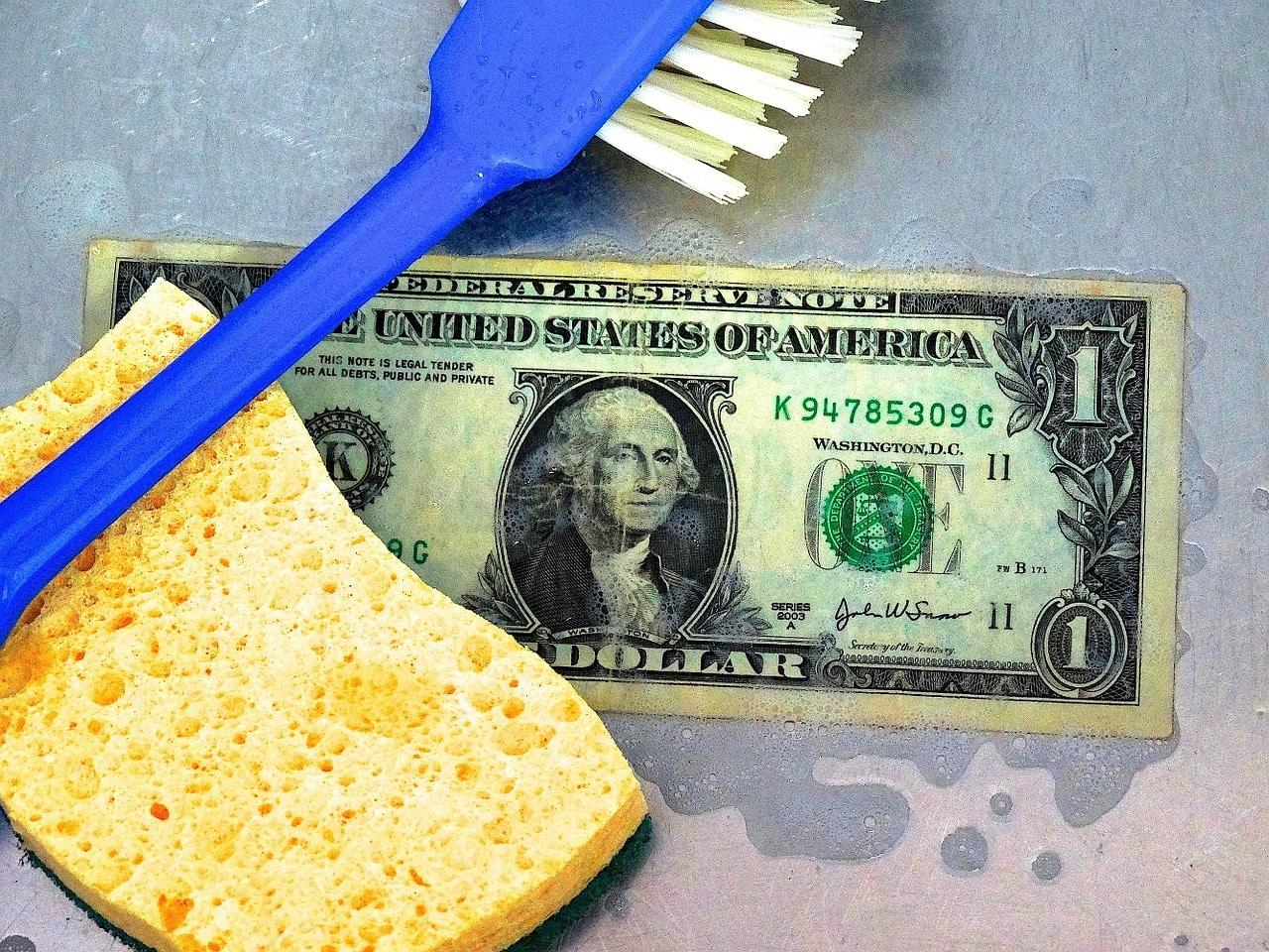 Blanchiment de 25 millions de dollars de Bitcoin (BTC) !