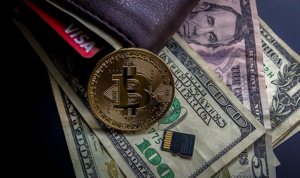 Between wallets and cryptocurrencies