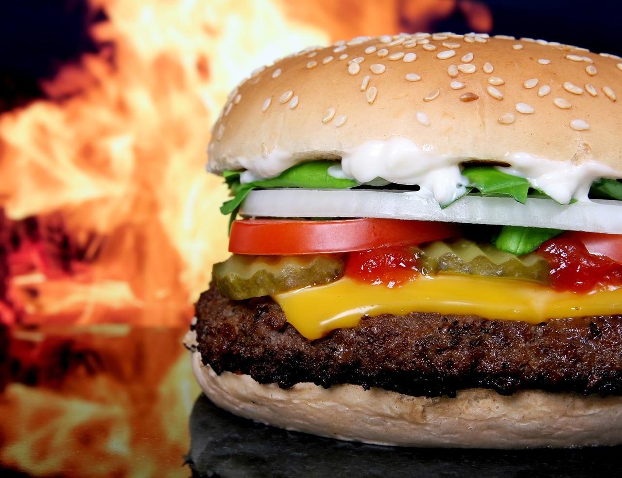Payer son Burger King en Bitcoin (BTC)
