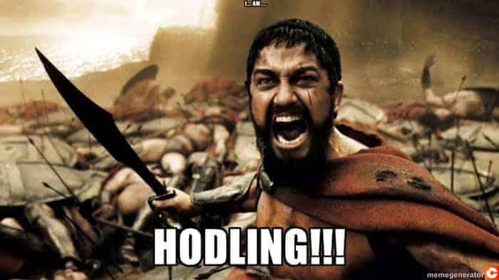 """""""HODL"""" le Bitcoin, une des règles les plus importantes"""
