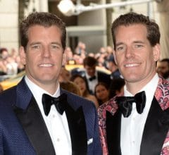 Cameron and Tyler Winklevoss milliardaires Bitcoin