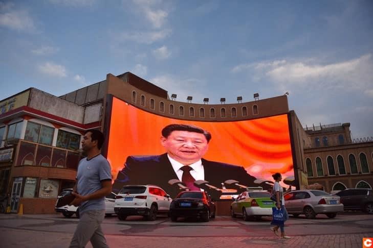 cryptomonnaie chinoise et anonymat