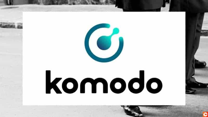 Plateforme Komodo