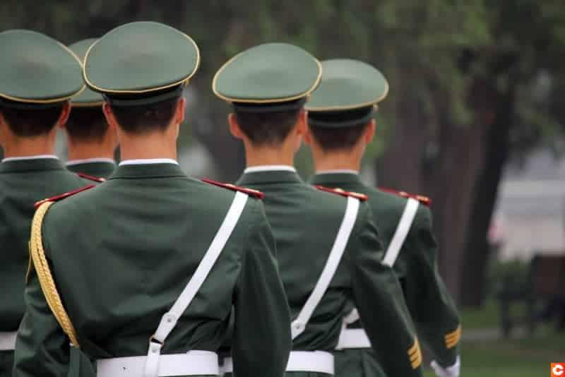 L'armée chinoise, payée en cryptomonnaies ?