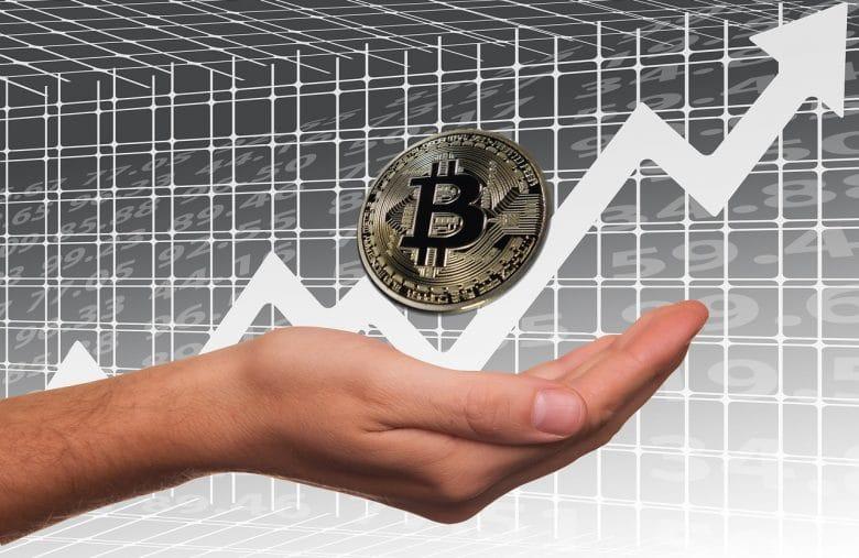 Hausse de la valeur du Bitcoin