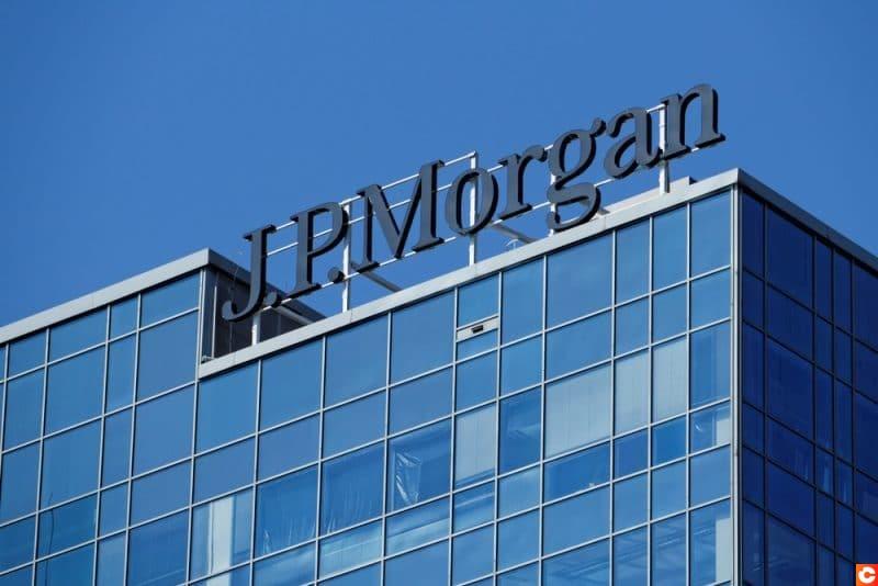 banques japonaises, blockchain, JP Morgan