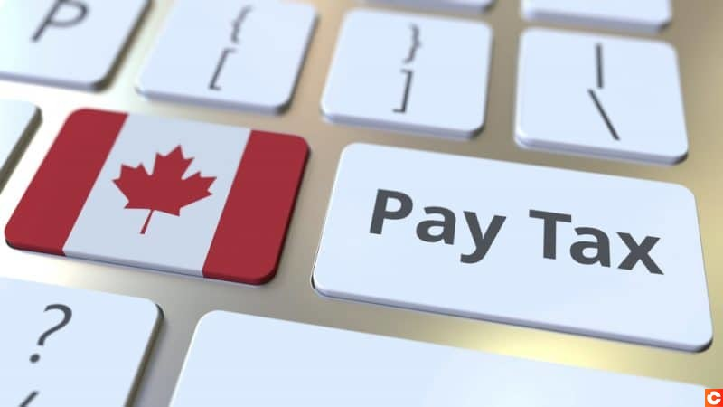 Cryptomonnaies, Bitcoin, Le Canada