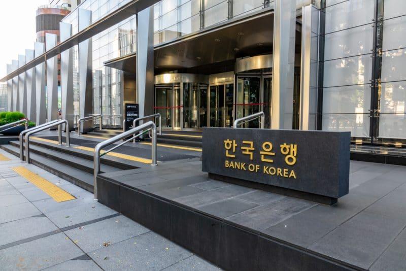 Dans le cadre d'une éventuelle CBDC, Bank of Korea cherche à recruter des spécialistes en cryptomonnaies