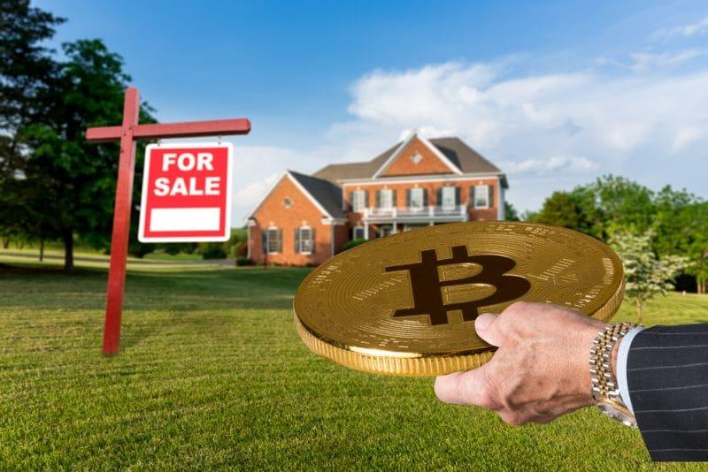 Acheter de l'immobilier en Bitcoins (BTC) c'est possible