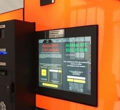 Lille reçoit le 4ème distributeur de Bitcoins (BTC) français