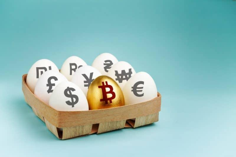10 à 20 % de son patrimoine en Bitcoin (BTC), c'est le minimum selon Peter Brandt