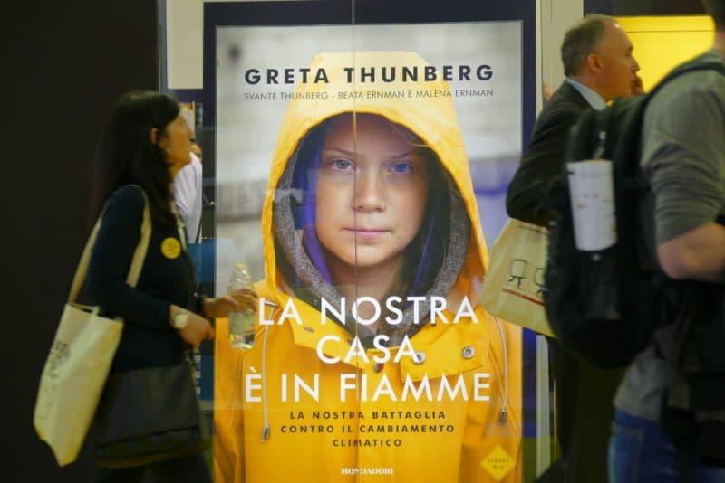 Justin Sun (TRON) s'explique sur son don d'1 million à Greta Thunberg