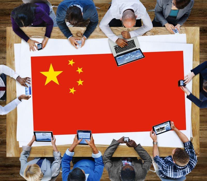 Le projet de blockchain nationale prend forme en chine