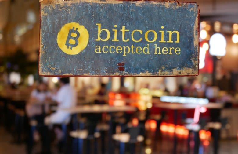 Le Bitcoin traverse actuellement une phase importante de son adoption : de plus en plus de commerces l'acceptent comme moyens de paiements
