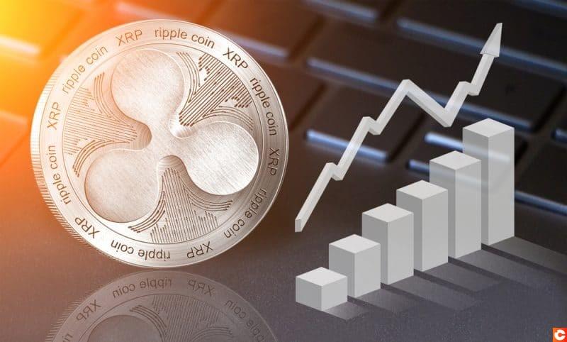 Ripple (XRP) a connu une fulgurante croissance d'1/3 en quelques semaines, le début d'un rush ?