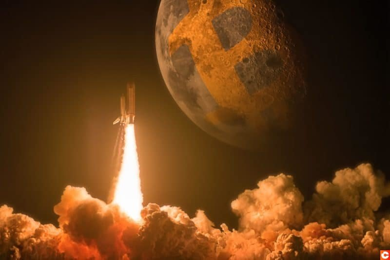 satellite, blockchain et minage