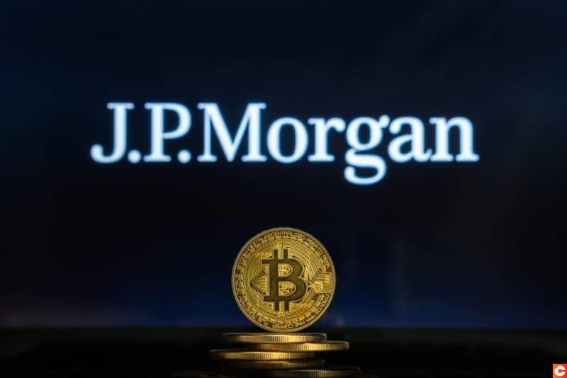 jp morgan commence crypto