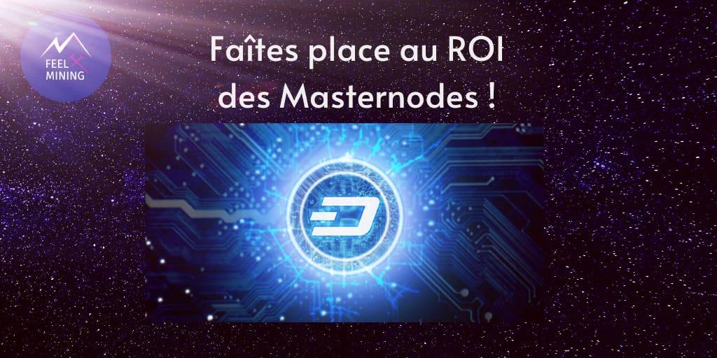 Feel Mining accueille Dash, le Bitcoin des masternodes !