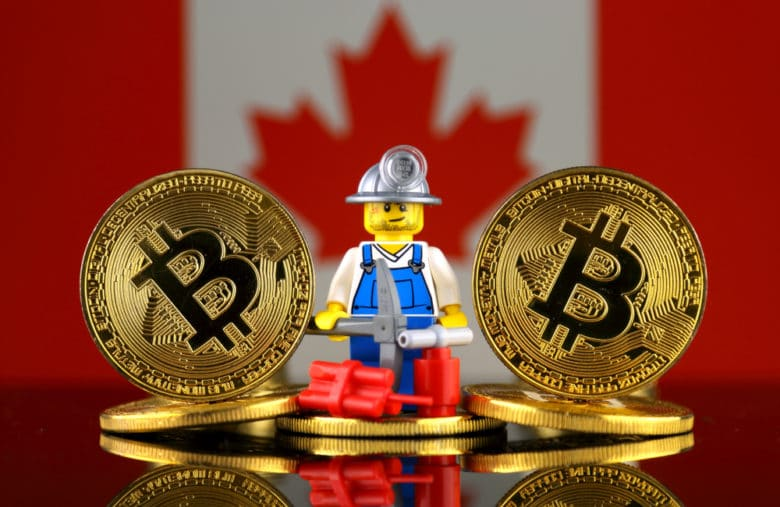 Le Canada, pays rêvé pour le minage de Bitcoin