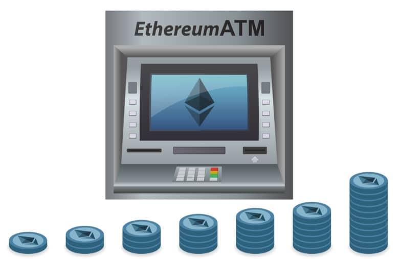Le distributeur automatique pour Ethereum