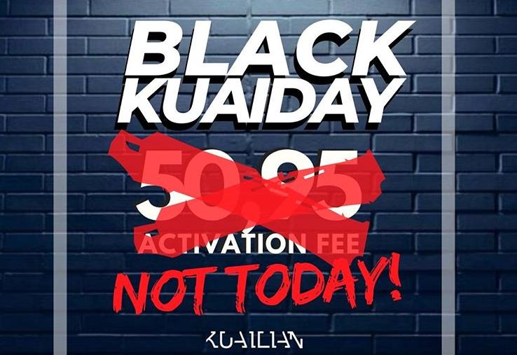 Affiche promotion pour Kuailian