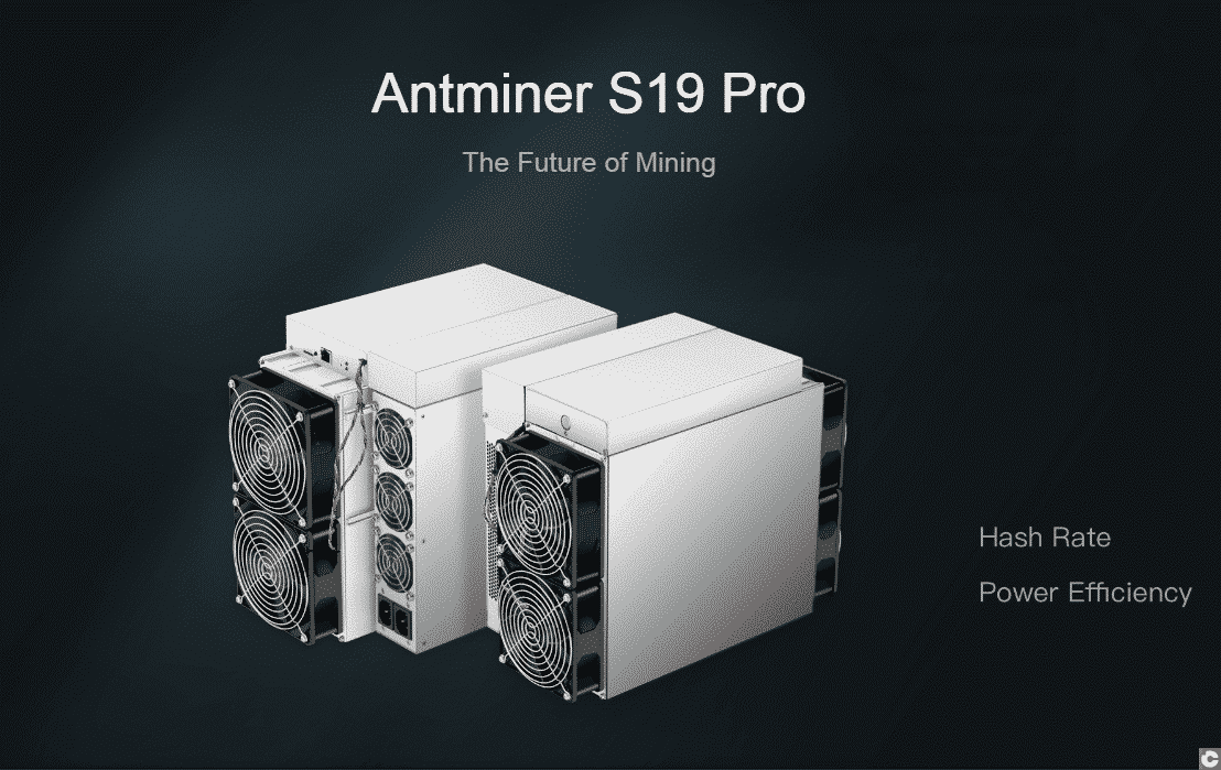 Les antminer S19 et S19PRO de Bitmain, les machines de guerre du minage de Bitcoin en 2020