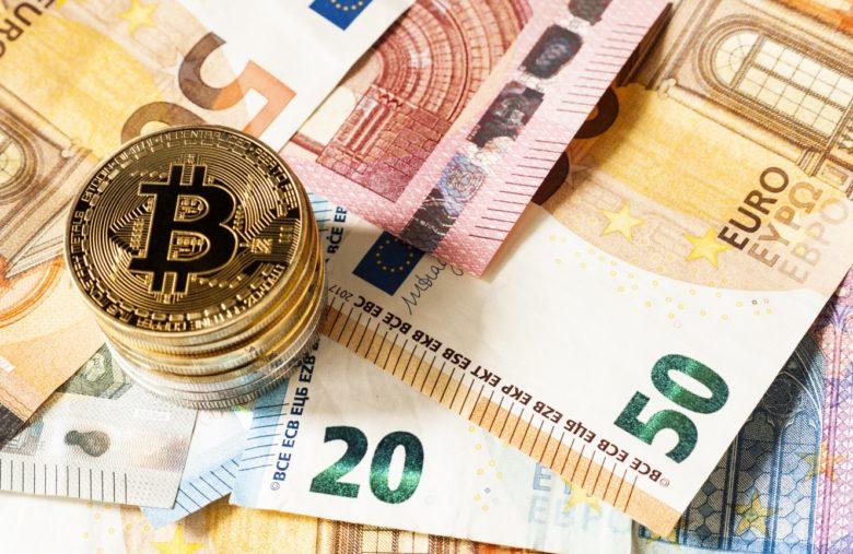 Échange entre Bitcoins et Euros