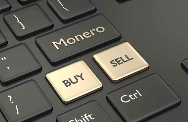 Effectuer des transactions avec Monero
