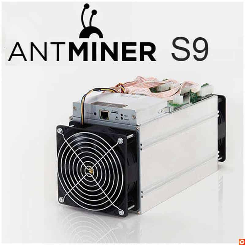 Le Antminer S9, une machine à miner du Bitcoin toujours robuste malgré son ancienneté