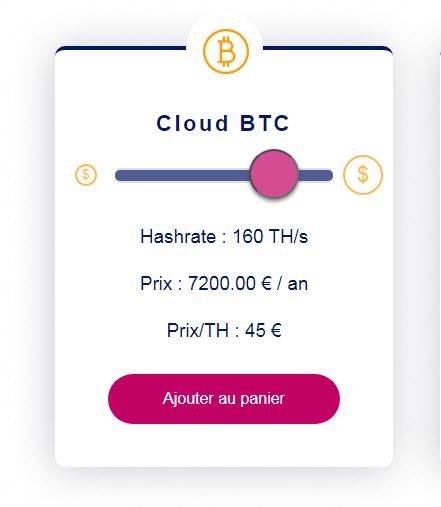 Miner du Bitcoin en cloud, une meilleure option que d'acheter ?