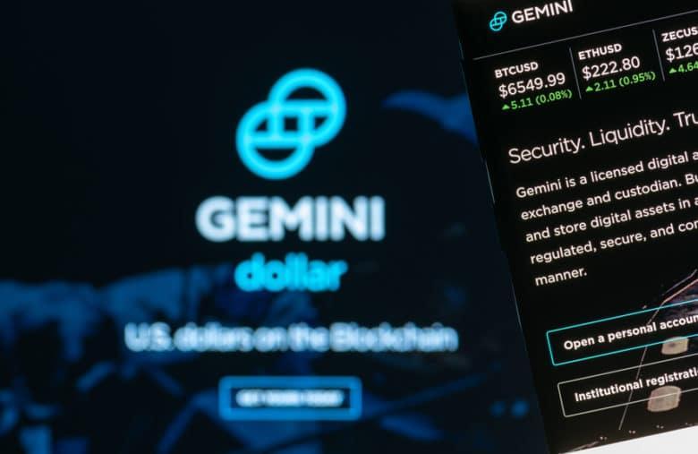 Gelini, l'exchange américain propose une place de marchés des NFTokens