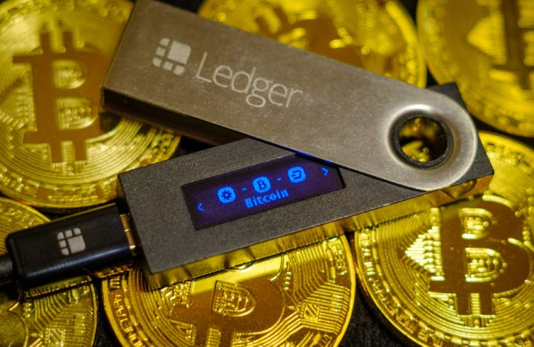 Offer a Ledger to your children to store their Bitcoin