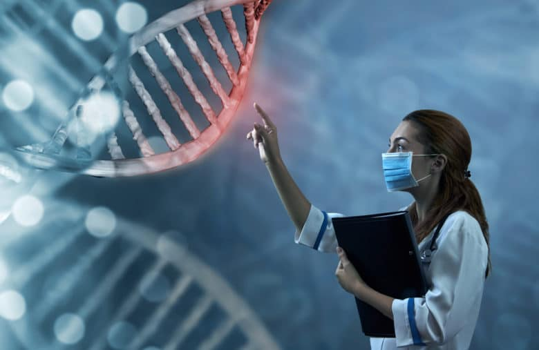 Blockchain to better secure our genetic data
