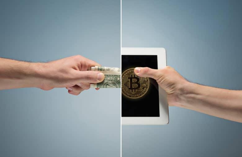 Sur eToro, faites vos achats et ventes de cryptomonnaies !