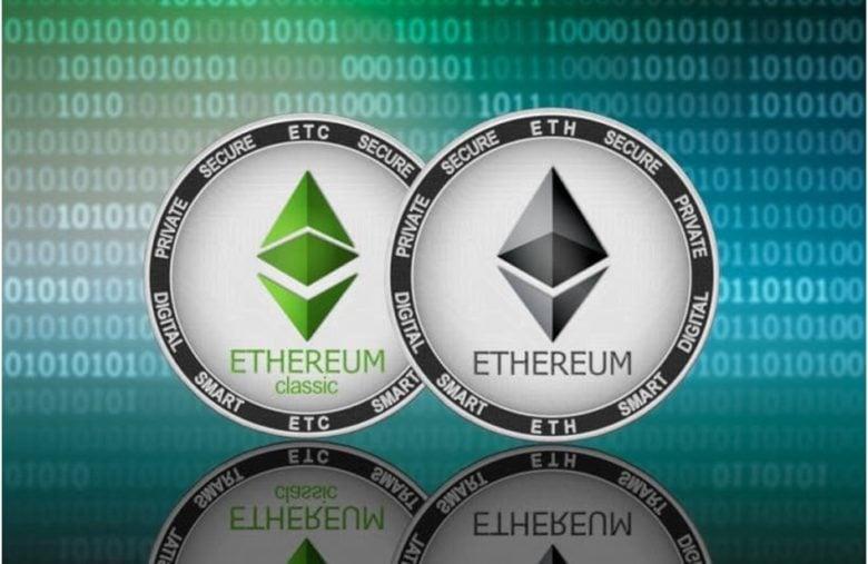 Ethereum et Ethereum Classic : deux blockchains liées