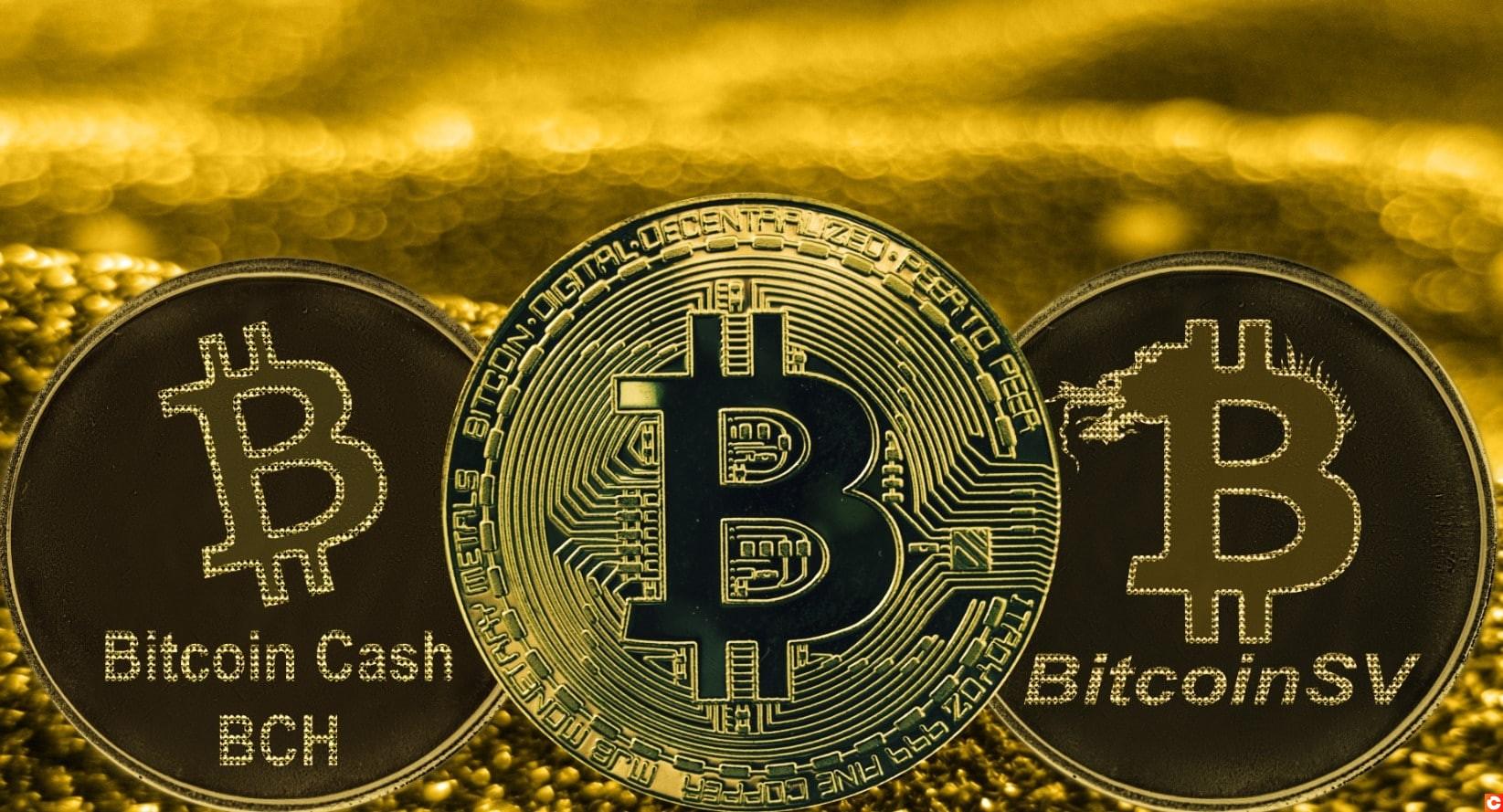 Nous nous retrouvons donc avec trois Bitcoins