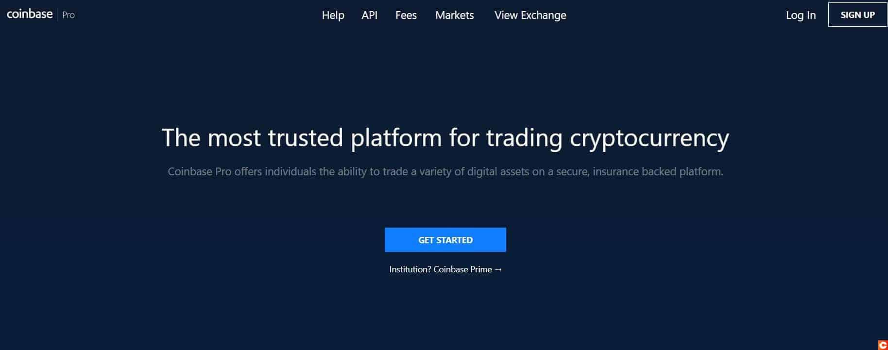 Coinbase Pro, pour des achats de cryptomonnaies plus flexibles