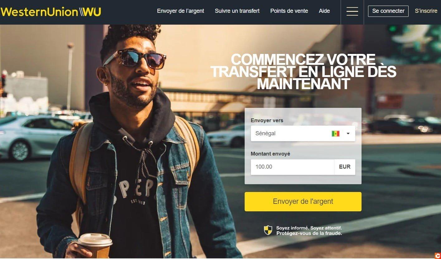 Western Union permet d'envoyer de l'argent dans 200 pays et territoires