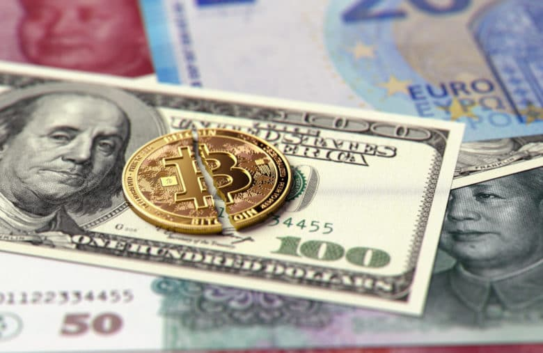 Bitcoin voit son inflation se réduire automatiquement alors que les monnaies fiat sont produites à l'infini
