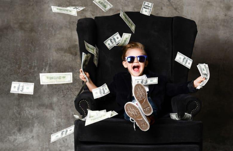 Millionnaire de Bitcoin, et jeune qui plus est !