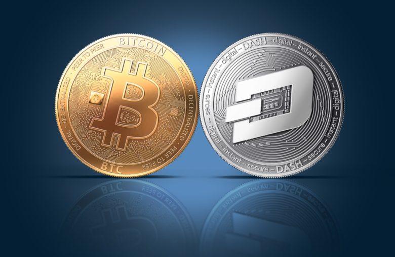 Dash fait partie des cryptomonnaie souhaitant surpasser Bitcoin