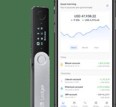 Ledger, portefeuille de cryptomonnaie physique pour sécuriser les actifs numériques