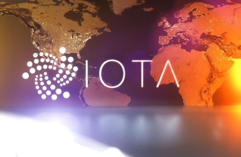 En quoi consiste le projet IOTA ?