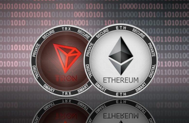 Perçu comme le précurseur des applications décentralisées, Ethereum s'impose bien plus que Tron
