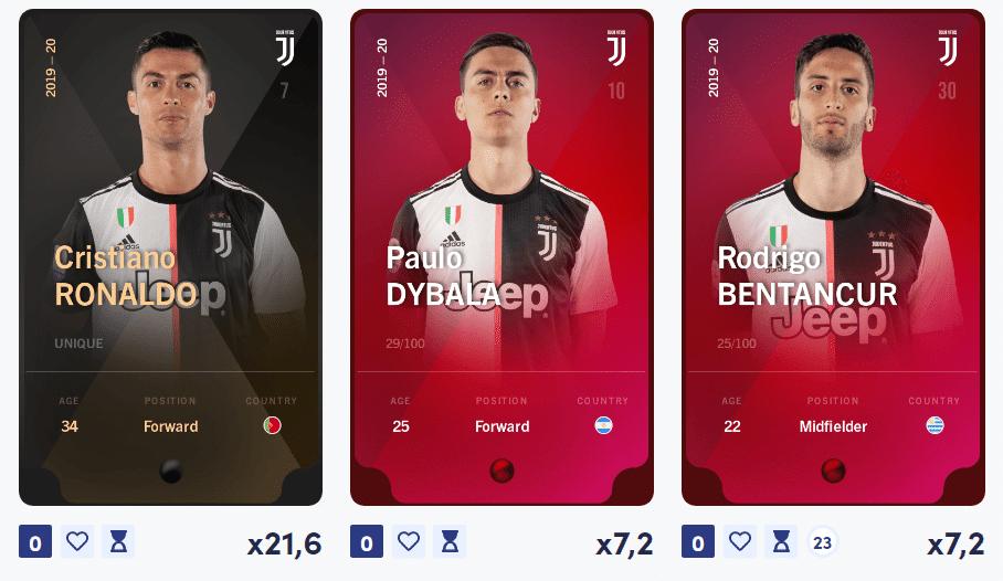 Juventus Sorare