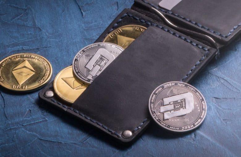 Sécurisez vos dashs dans un wallet