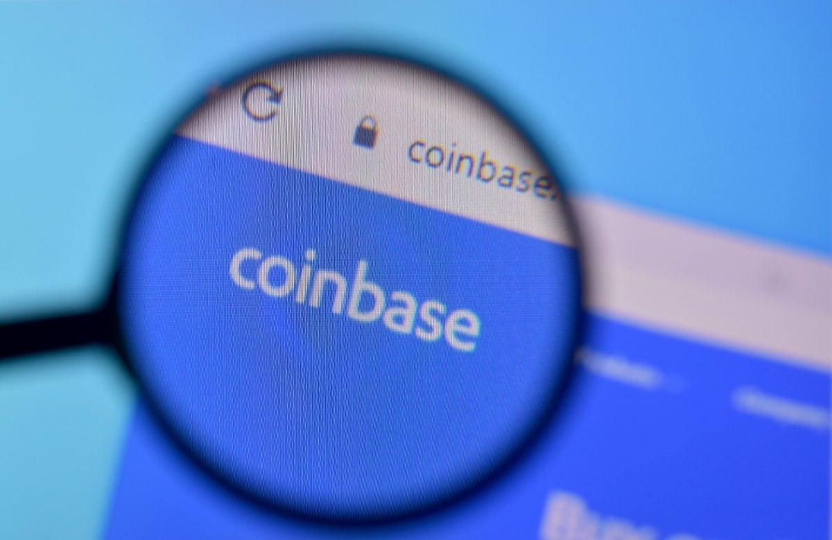 Quelques informations concernant la plateforme Coinbase